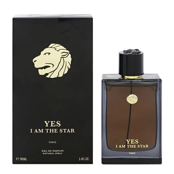 YES I AM THE KING STAR 3.4oz EDP SP (M) - Exclusive NOT TO BE SOLD ONLINE -