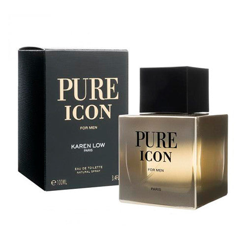 PURE ICON 3.4oz EDT SP (M)