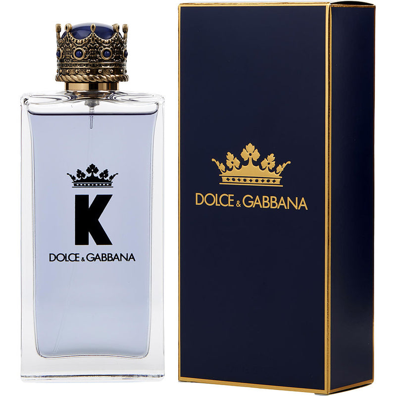DOLCE & GABBANA KING 5oz EDT SP (M)