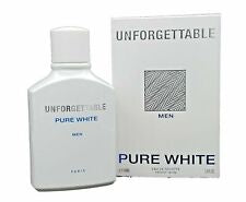 UNFORGETTABLE PURE WHITE 3.4oz EDT SP (M)