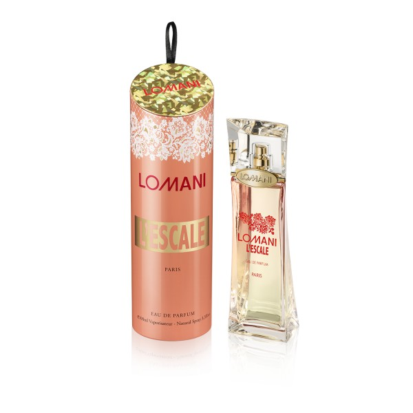 LOMANI L'ESCALE 3.4oz EDP SP (L)
