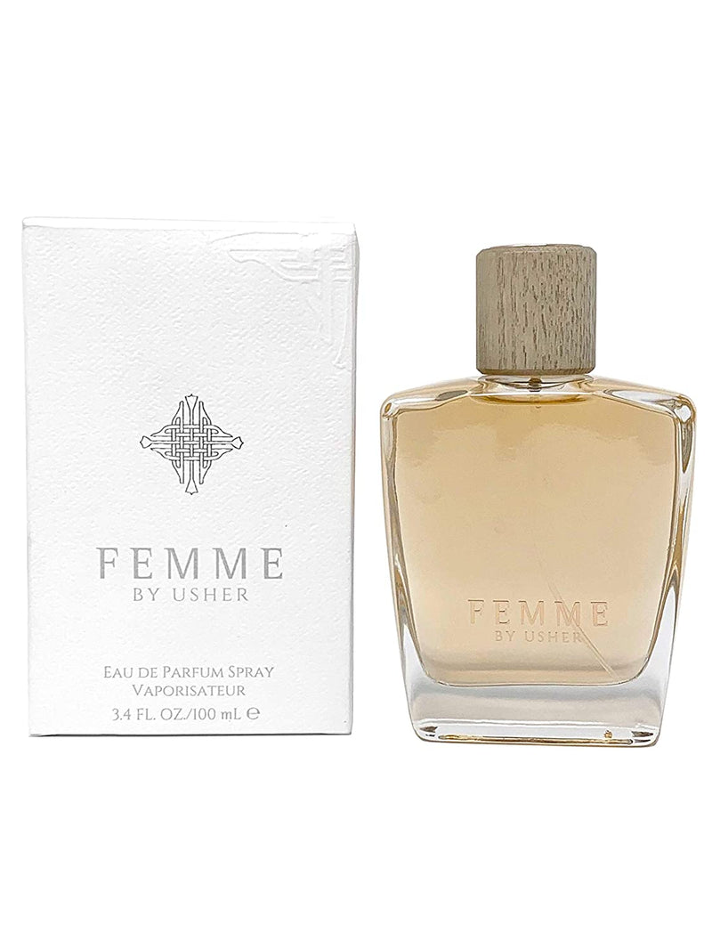 FEMME BY USHER 3.4oz EDP SP (W) NEW