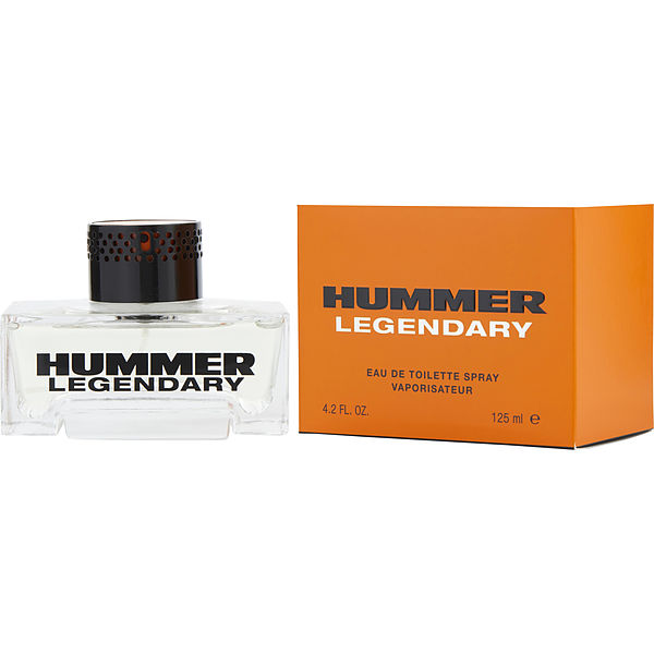 HUMMER LEGENDARY 4.2oz EDT SP (M)