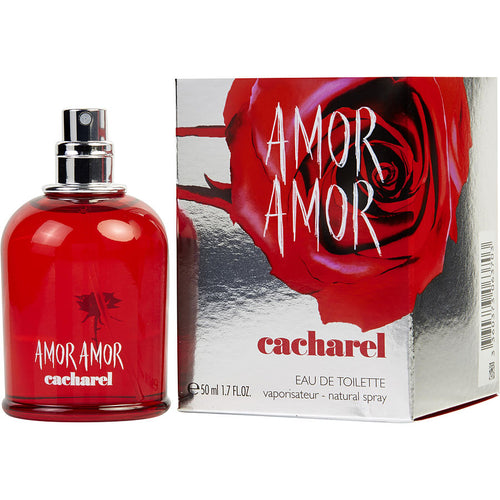 AMOR AMOR 1.7oz EDT SP (L)