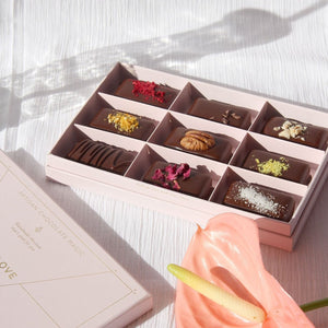ARTISAN CHOCOLATE BOX