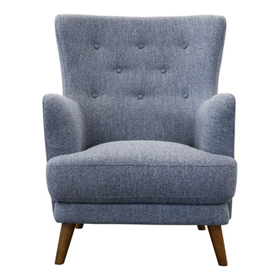 Zoe Accent Chair – Onyx - Warehouse Furniture Clearance