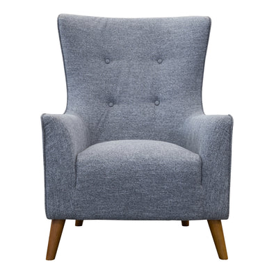 Lily Accent Chair - Onyx - Warehouse Furniture Clearance