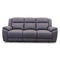 Venus Three Seater Electric Recliner Lounge - Ash - Warehouse Furniture Clearance