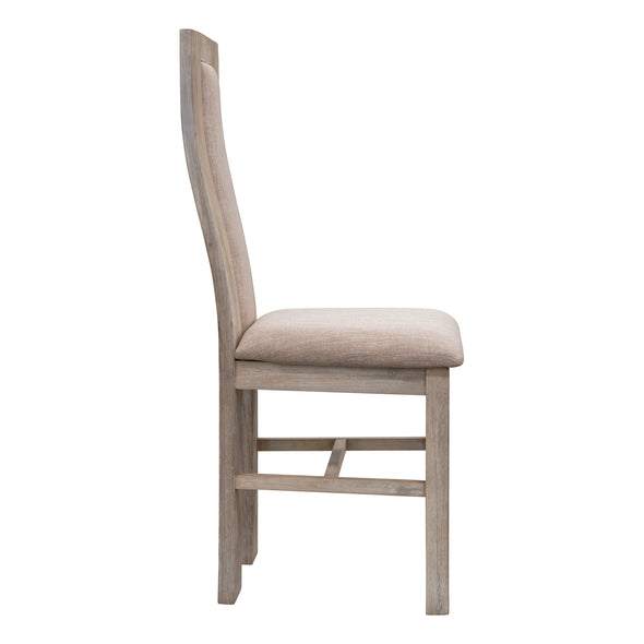 Mexico Fabric Insert Dining Chair - CH - Warehouse Furniture Clearance
