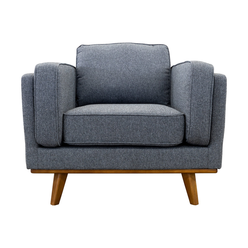 Delilah Armchair - Iron - Warehouse Furniture Clearance