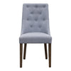 Island Dining Chair - Smoke Haze - Warehouse Furniture Clearance