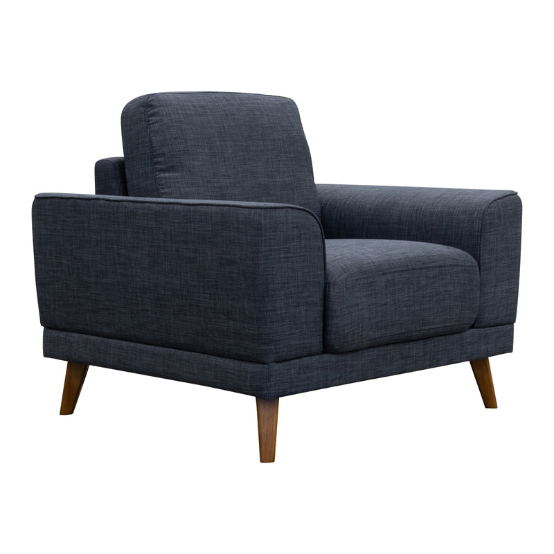 Pisco Armchair - Steel - Warehouse Furniture Clearance