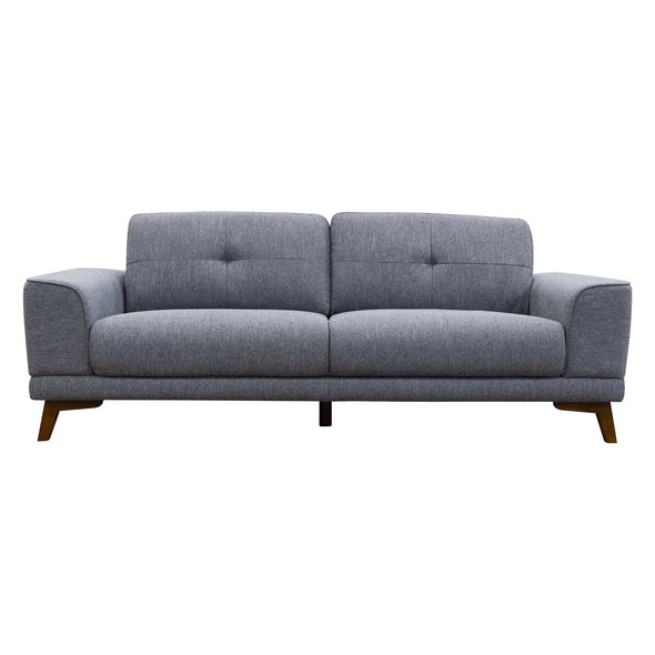 Norman 2.5 Seater - Onyx - Warehouse Furniture Clearance