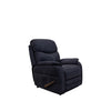 Harlow Rocker Recliner - Jet - Warehouse Furniture Clearance