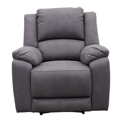 Gozo Single Recliner - Ash - Warehouse Furniture Clearance
