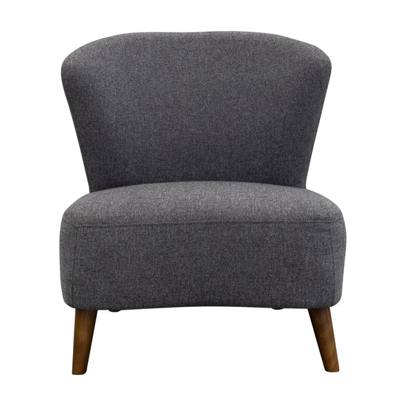Leah Accent Chair – Iron - Warehouse Furniture Clearance