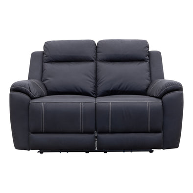 Marco Electric Two Seater - Jet - Warehouse Furniture Clearance
