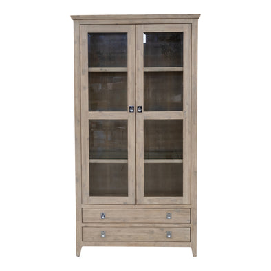 Mexico Display Cabinet - Warehouse Furniture Clearance