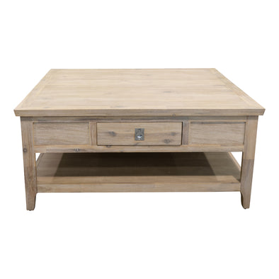 Mexico Square Coffee Table - Warehouse Furniture Clearance
