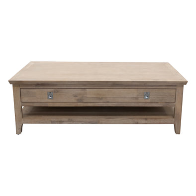 Mexico Rectangular Coffee Table - Warehouse Furniture Clearance