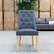 Island Dining Chair - Natural - Steel - Warehouse Furniture Clearance