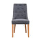 Island Dining Chair - Natural - Onyx - Warehouse Furniture Clearance