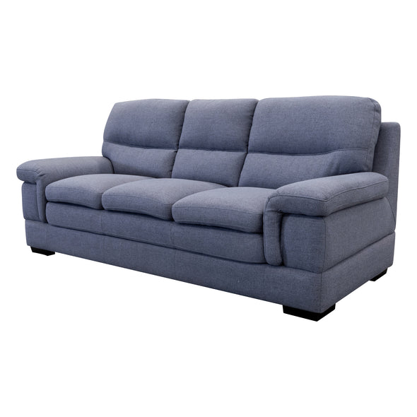 Moreton Three Seater - Thunder - Warehouse Furniture Clearance