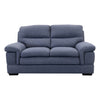 Moreton Two Seater - Thunder - Warehouse Furniture Clearance