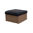 Clarke Outdoor Ottoman - Warehouse Furniture Clearance