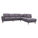 Pisco RHF Chaise Lounge - Alloy - Warehouse Furniture Clearance
