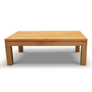 Allambee Coffee Table - Tasmanian Oak - Warehouse Furniture Clearance