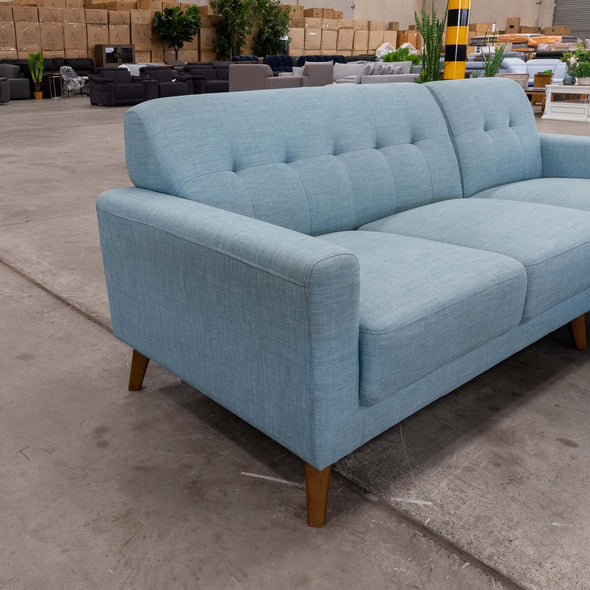 Alma Chaise Lounge – Reef - Warehouse Furniture Clearance