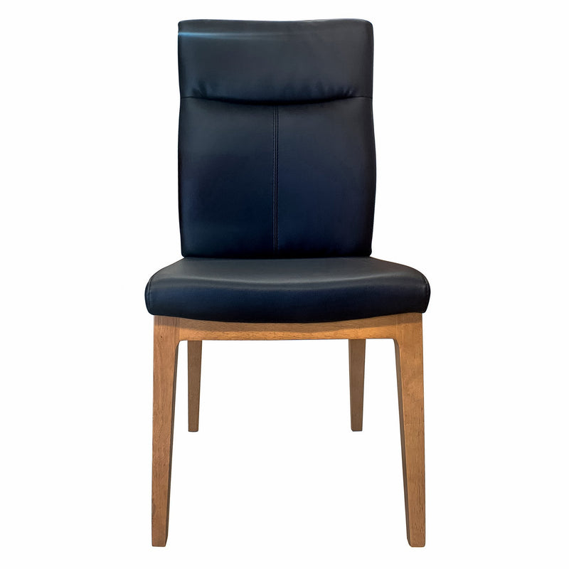Belvedere Dining Chair - Natural - Pickup / Delivery after 2nd Dec - Warehouse Furniture Clearance