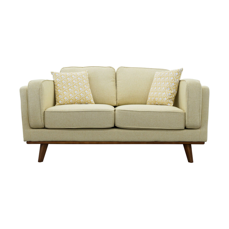 Delilah Two Seat Sofa - Tuscan - Warehouse Furniture Clearance