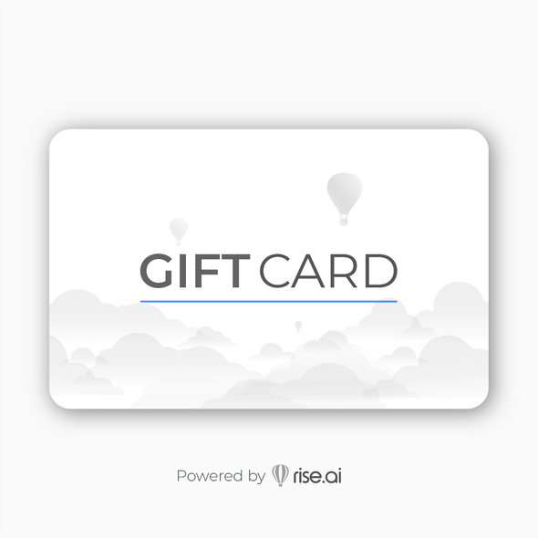 Gift card - Warehouse Furniture Clearance
