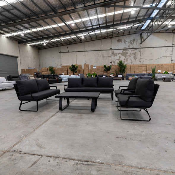 Kavala Five Piece Outdoor Suite - Warehouse Furniture Clearance