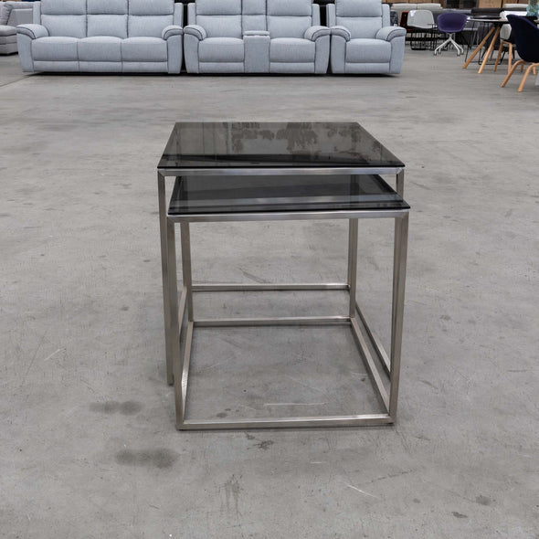 Laguna Nest Tables - Warehouse Furniture Clearance