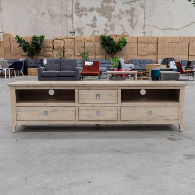Mexico Large Entertainment Unit - Warehouse Furniture Clearance