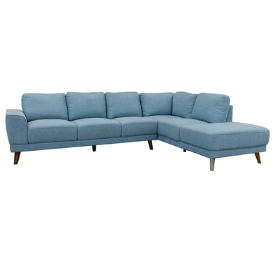 Pisco Chaise Lounge - Reef - Warehouse Furniture Clearance