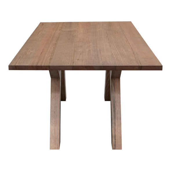 Sherbrooke Victorian Ash 1800 Dining Table - Warehouse Furniture Clearance
