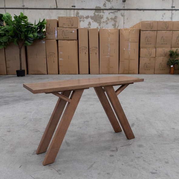 Sherbrooke Victorian Ash Hall Table - Warehouse Furniture Clearance