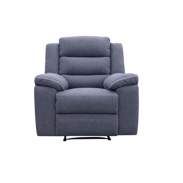 Tabac Single Recliner - Fossil - Warehouse Furniture Clearance