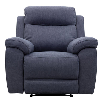 Yarra Single Recliner – Fossil - Warehouse Furniture Clearance