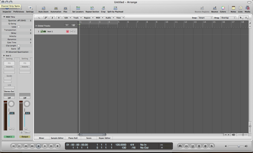 Introduction To Logic Pro For Beginners