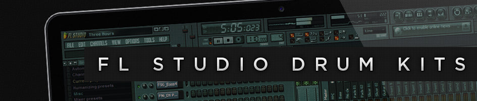 FL Studio Drum Kits Samples