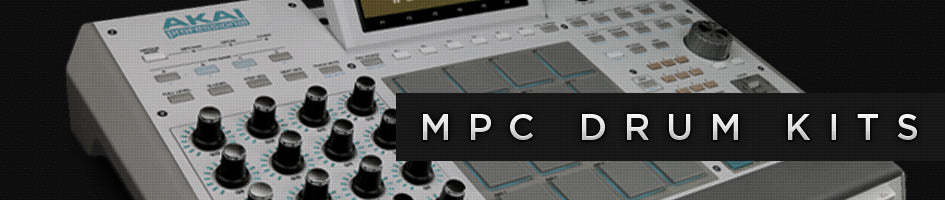 MPC Drum Kits And Samples
