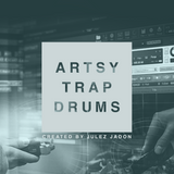 Artsy Trap Drum Kit