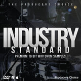 Hip Hop Drum Samples - Industry Standard