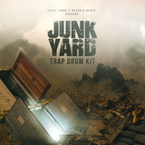 Junkyard Trap Drum Kit