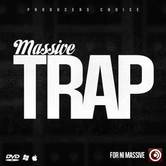 Massive Trap Presets Soundbank